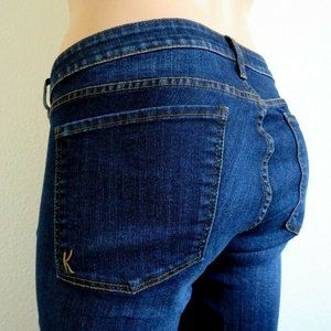 KUT from the KLOTH Jeans Skinny Plus Size 24W NWT
